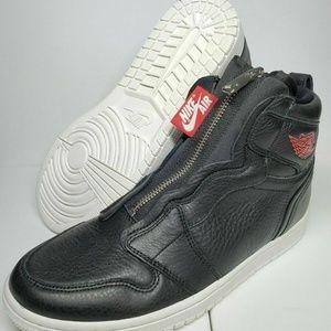 Nike Women's Air Jordan 1 Retro High Zip Premium